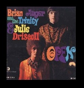 brian auger and julie driscoll - open ,rare italian issue