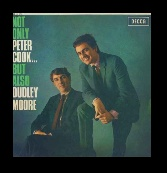 peter cook & dudley moore - not only but also