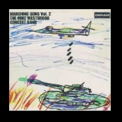 mike westbrook concert band - marching song vol 2