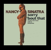 nancy sinatra - soory 'bout that ep