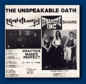 unspeakable oath ep