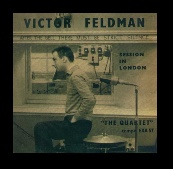 victor feldman - session in london 45