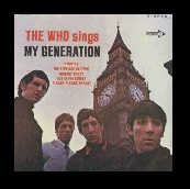 who - my generation usa sleeve